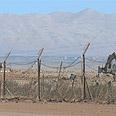 Syrian border Photo: Yaron Brener
