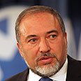 Foreign Minister Avigdor Lieberman Photo: Yossi Zamir