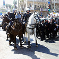 Police in east Jerusalem (archives) Photo: Noam (Dabul) Dvir