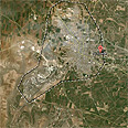 Chemical weapons site in Syria Photo: Google Maps