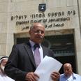 MK El-Sana on Wednesday Photo: Gil Yohanan