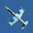 Syrian jet (Illustration) Photo: Reuters