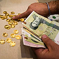 Rial has halved in value over last 12 months Photo: Reuters