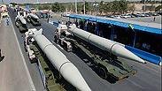 Iranian missiles.