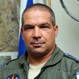 Brigadier General Ziv Levy Photo: Israel Yosef