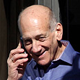 Olmert after verdict