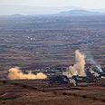 Mortars hit border region (archives)