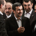 Iran's Ahmadinejad Photo: AP