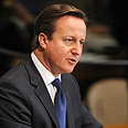 British Prime Minister David Cameron Photo: MCT
