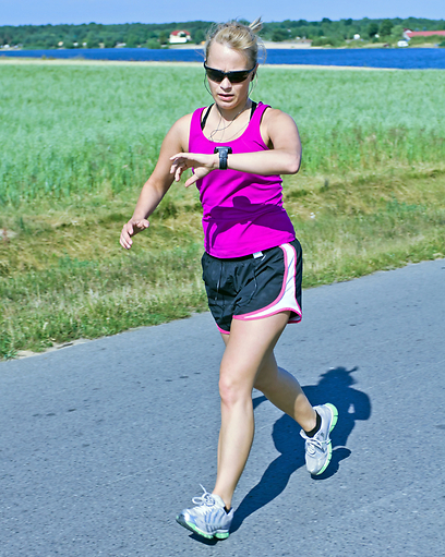 הליכה בריאה יותר מדיאטת הרזיה? (צילום: shutterstock )