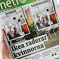 Report questioning IKEA's commitment to gender equality Photo: Reuters
