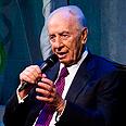 Shimon Peres Photo: Amir Levy