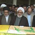 Nassif's funeral
