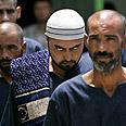 Palestinian prisoners Gaza