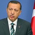 Erdogan. To discuss crisis with Morsi Photo: AFP