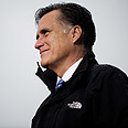 Mitt Romney Photo: AFP
