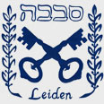 The club logo: Olive branches and the keys to the city of Leiden