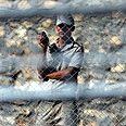 Israel-Egypt border Photo: Roi Idan
