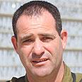 Colonel Tal Hermoni Photo: Roi Idan