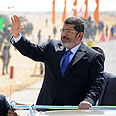 Egyptian President Mohamed Morsi Photo: AP