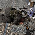 Maarat al-Nuaman after battle Photo: AFP