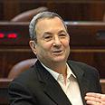 Ehud Barak Photo: Ohad Zwigenberg