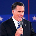Romney at the debate Photo: Reuters