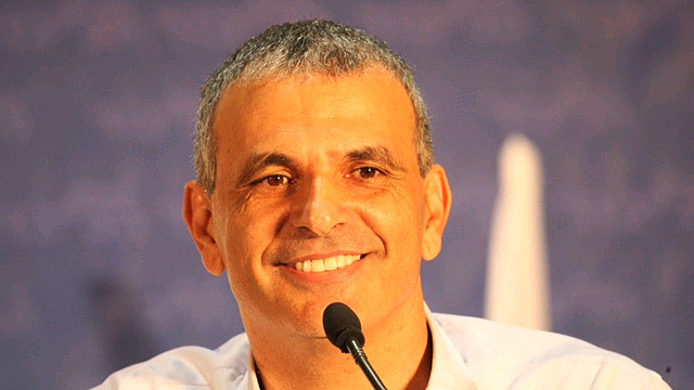 Moshe Kahlon could win a predicted 10 seats if he set up his own party for the next elections. (Photo: Motti Kimchi)