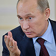 Putin provokes angry criticism Photo: AP