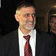 Interior Minister Eli Yishai Photo: Haim Zach
