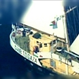 IDF takeover of Estelle vessel Photo: IDF Spokesperson&#39;s Unit