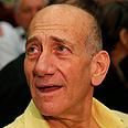 Olmert Photo: Zvika Tishler