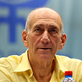 Ehud Olmert Photo: Zvika Tishler, Yedioth Ahronoth