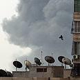 IAF strikes in Gaza Photo: Reuters