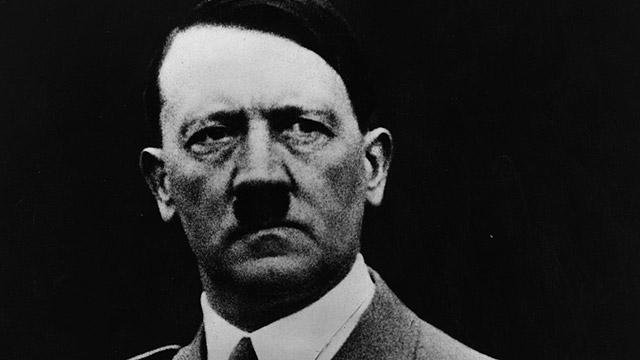 השכנים ליד לא היו מודעים לסכנה הגדולה. היטלר (צילום: gettyimages)