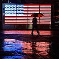 Flood warnings in NYC Photo: Reuters