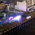 Sandy hits Manhattan Photo: AP