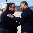 Obama and Christie Photo: Reuters