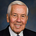 Republican Senator Richard Lugar