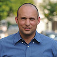 Naftali Bennett Photo: Yaron Brener