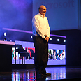 Ballmer at Microsoft Discovery event Photo: Shahar Shushan
