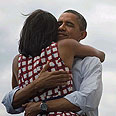 President Obama and wife Michelle