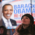 Obama supporters celebrate Photo: AFP