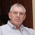 Zeev Abas, a survivor Photo: Avihu Shapira