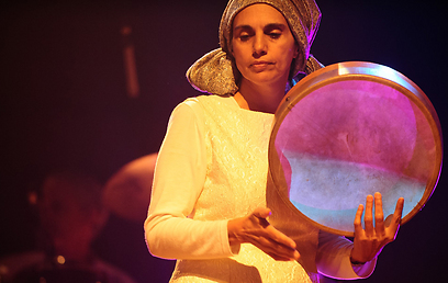 מסורת של נשים תוניסאיות (צילום : עמרי בראל)