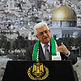 'Not interested in discrediting Israel's legitimacy.' Abbas Photo: Reuters