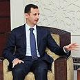 Bashar Assad Photo: Reuters