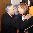 Lapid and Livni Photo: Moti Kimhi