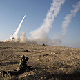 The Iron Dome air defense system Photo: AFP