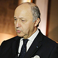 'Concern for coherency.' Fabius Photo: AFP
